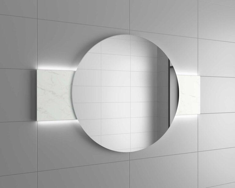 Espejo CLOCKS simple
